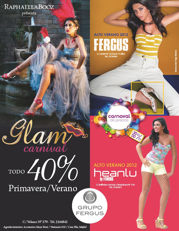 Hasta 50% OFF Grupo Fergus